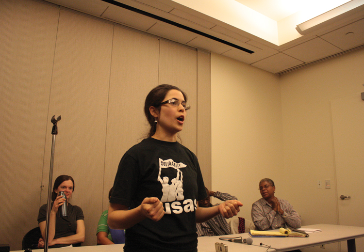 International labor campaign begins at NYU