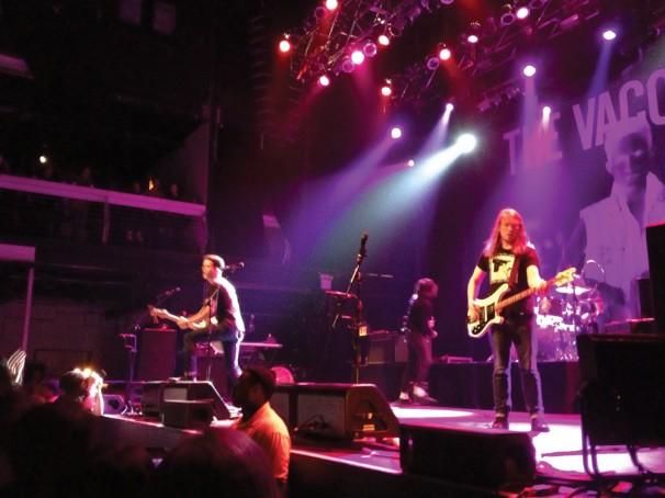 U.K. punk band invigorates American crowd