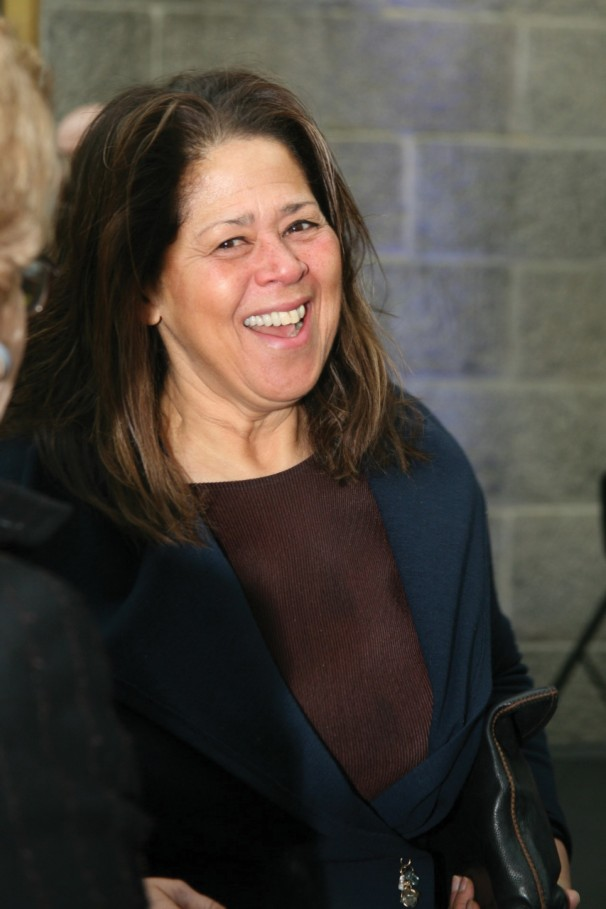 Positive pressure: Anna Deavere Smith