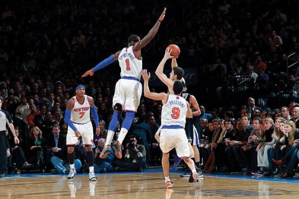 Knicks threaten to make serious playoff run after hot streak