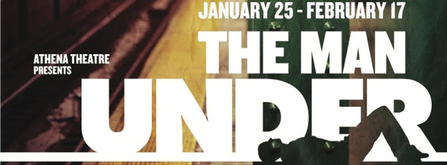 """The Man Under"" brings macabre to Off-Broadway stage"