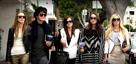 Sofia Coppola makes interesting choices with 'The Bling Ring'