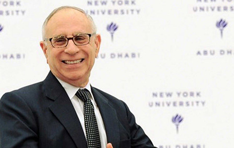 From the Emirates: Vice Chancellor of NYUAD Al Bloom talks about labor at NYUAD