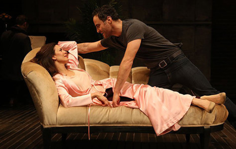 Playwrights Horizons presents theatrical satire in 'Stage Kiss'