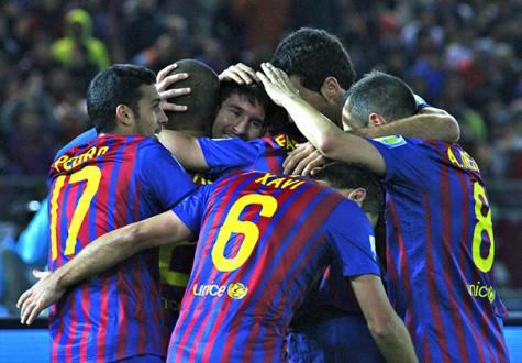 Four teams clinch spot in UEFA quarterfinals