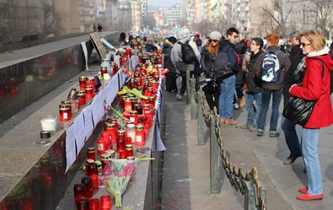 Students at NYU Prague respond to Ukrainian conflict