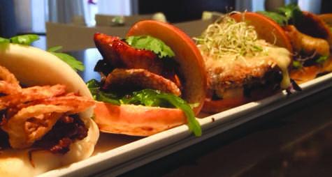 Hotel serves up tasty burgers