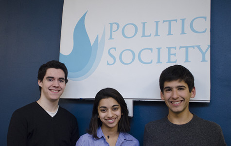 Politics Society to host policy competition