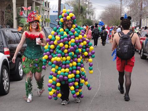 Top 5 ways to celebrate Mardi Gras in Southern style
