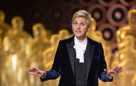 DeGeneres delivers safe jokes, solid performances at Oscars