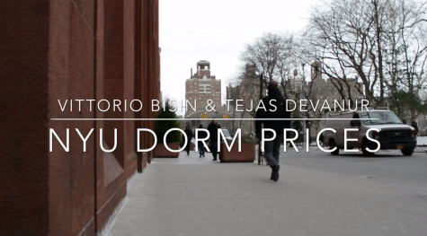 [VIDEO] Op Ed Live: NYU Dorm Prices