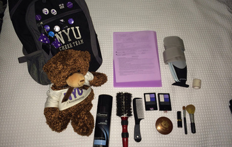 What's in Your Bag: Courtenay Brown