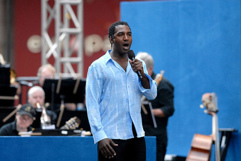 'Porgy and Bess' star Norm Lewis to don Phantom's mask