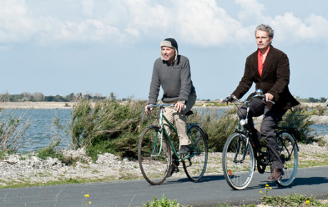 'Bicycling' friendship hits home