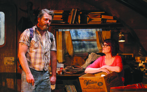 Mullally, Offerman bring real chemistry to 'Annapurna'
