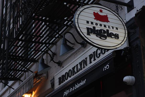 Brooklyn transfer brings pigs-in-blankets to East Village
