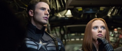 'Captain America: Winter Soldier' doubles as chilling political thriller
