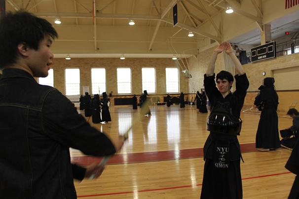 Courtesy of NYU Kendo Club