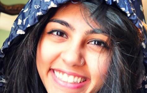 Student poet wins publishing deal