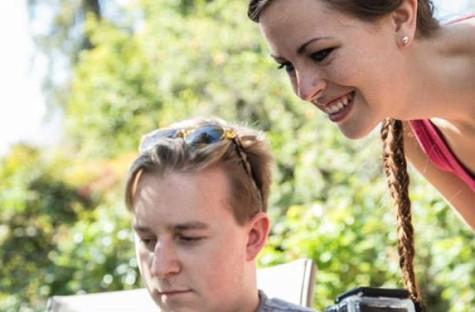 Tisch senior brings film crew to California for thesis
