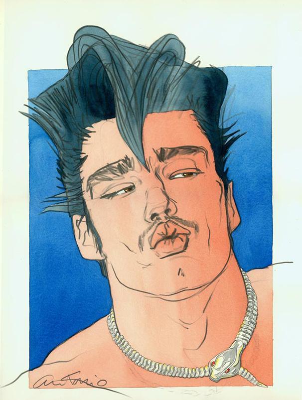 Gay Erotica Art 103
