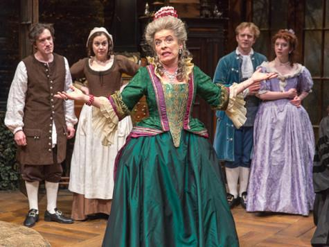 Ives' 'Heir Apparent' succeeds beyond obvious laughs