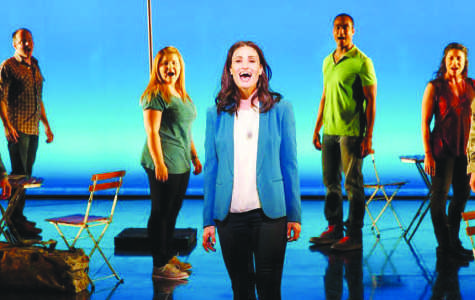 Broadway musical finishes on sour note