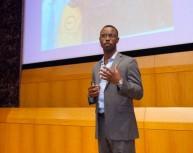 All-university student speaker reveals insights