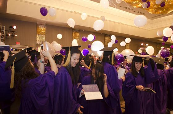 School of Continuing, Professional Studies Commencement