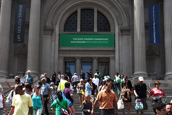 Range of fall shows graces New York museums