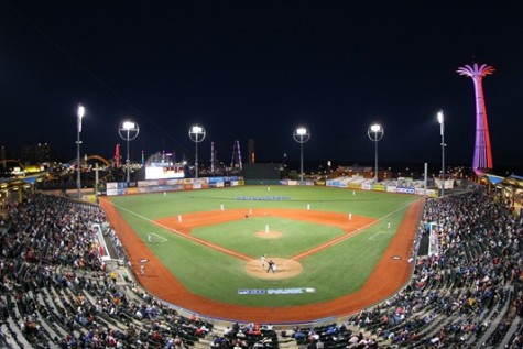 Home stadiums for baseball, softball teams announced
