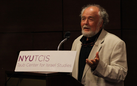 Peace  scholar speaks at NYU