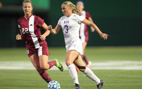 NYU Lady  Violets  score big, win 5-1