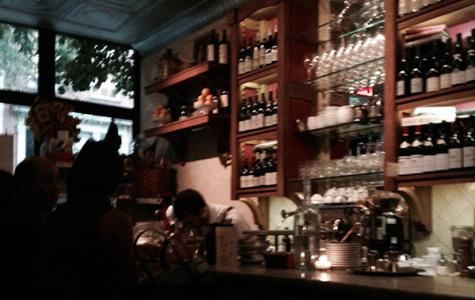 Restaurants abroad mirror city spots