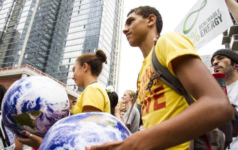 People's Climate March draws 400,000 people before UN Climate Summit