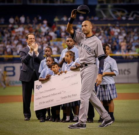 NYU reflects on Jeter's historic career