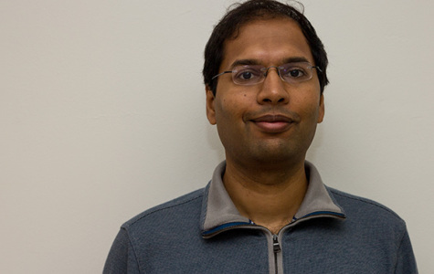 Mathematics professor wins award