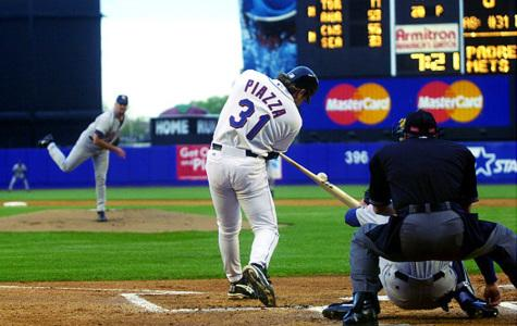 Remembering 9/11 through the Piazza homerun