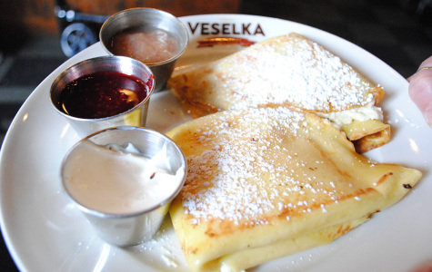 Global pancake varieties sold in NYC