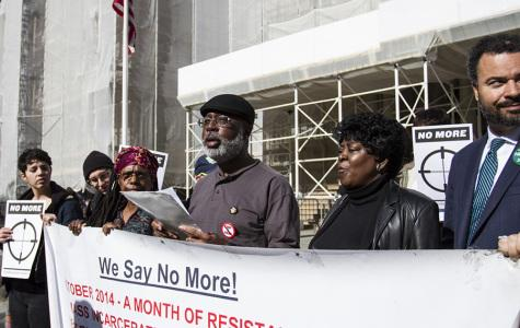 Rally at City Hall held for permit