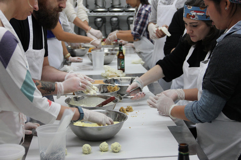 Classes bring hands-on experience with sweets