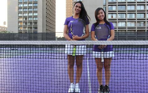 Tennis duo heads to Nationals