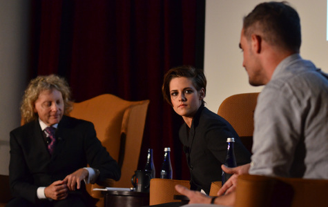 NYU Law hosts Kristen Stewart