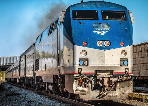 Amtrak sponsors train residency