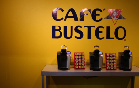 Pop-up cafe promotes coffee, good cause