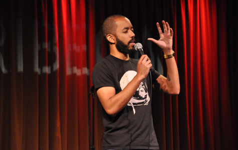 Cenac reveals passion for city in Netflix special