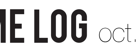 Crime Log: Oct. 3 to 14