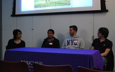 NYU World Tour hosts panel on diversity