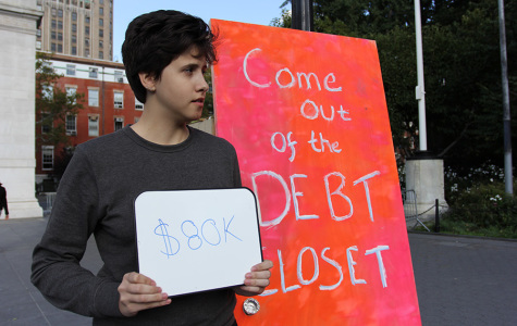 SLAM, Queer Union bring attention to student debt