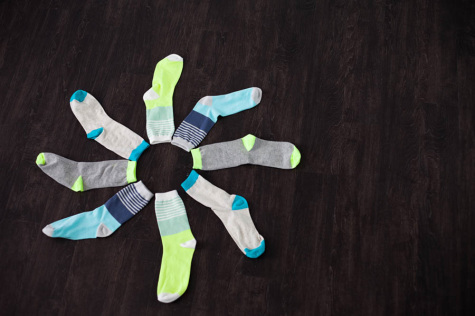 Sock collecting nonprofit gains momentum